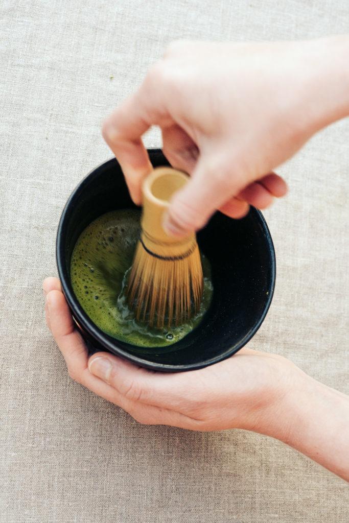 Tradition sur les thés
