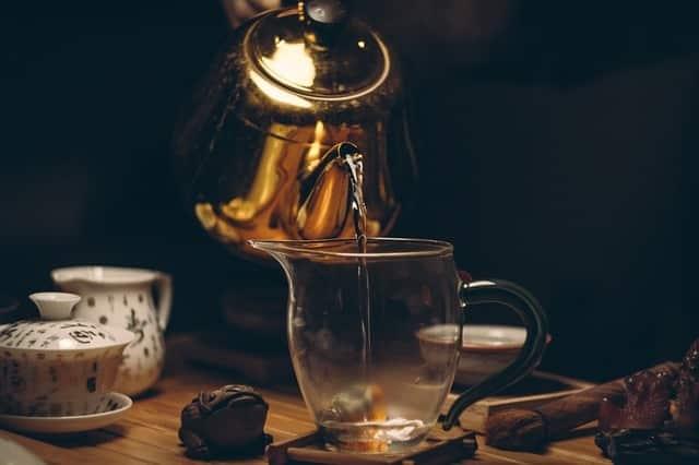Caféine et thé