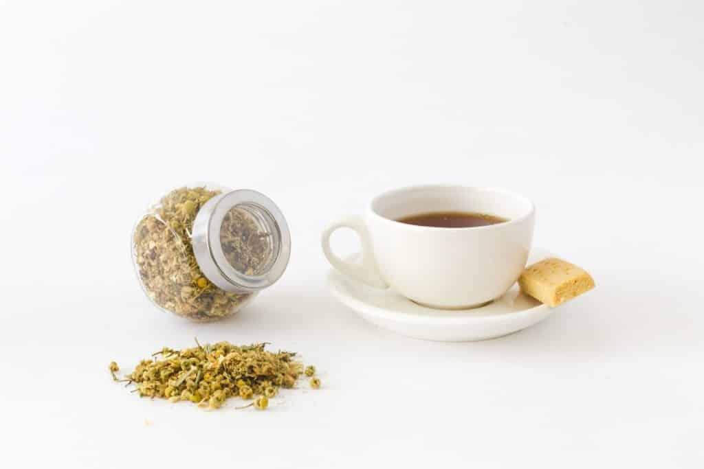 Tanins du thé