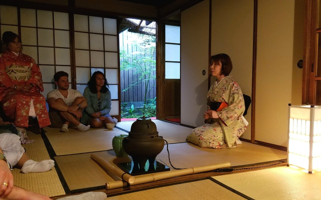 À la découverte de la cérémonie du thé Japonaise