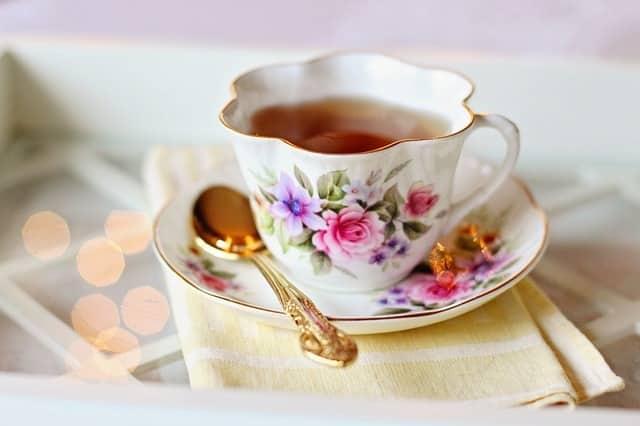 Faire infuser un thé