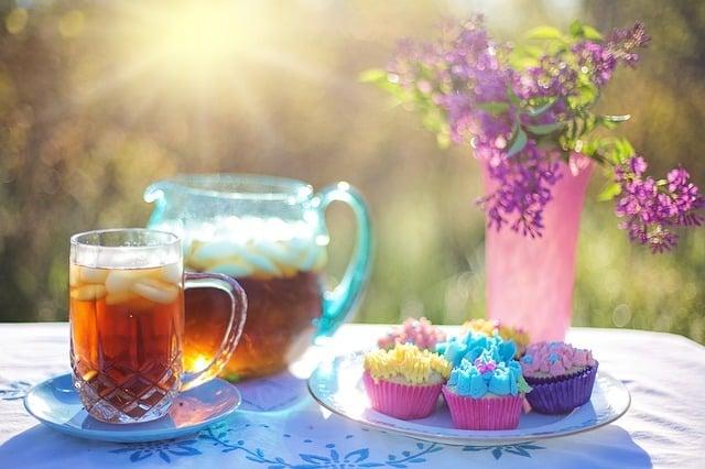 comment préparer un thé glacé de Californie