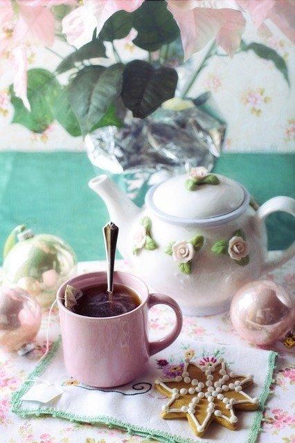 Infuseur du thé first flush