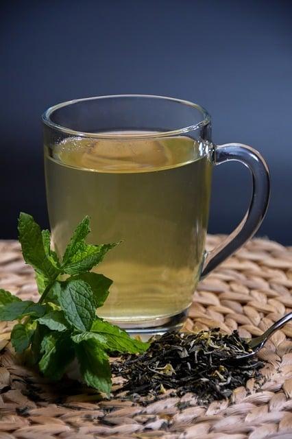 thé désintoxication