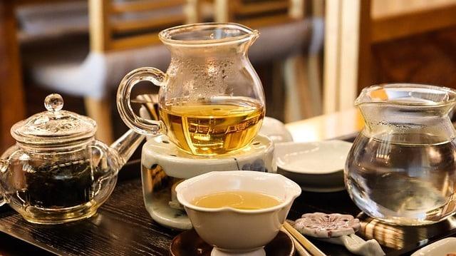 Culture japonaise sur le thé