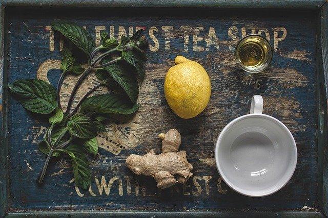 Recette de thé désintoxication