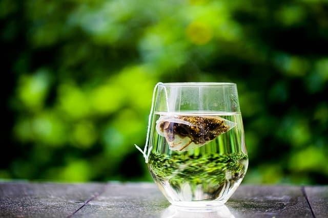 thé vert donne envie de faire pipi
