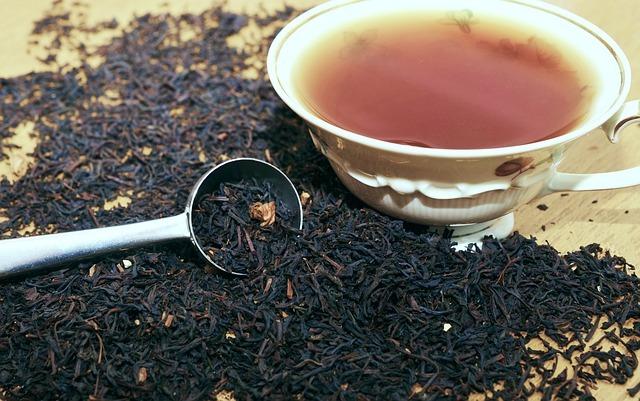 Dose de thé en vrac