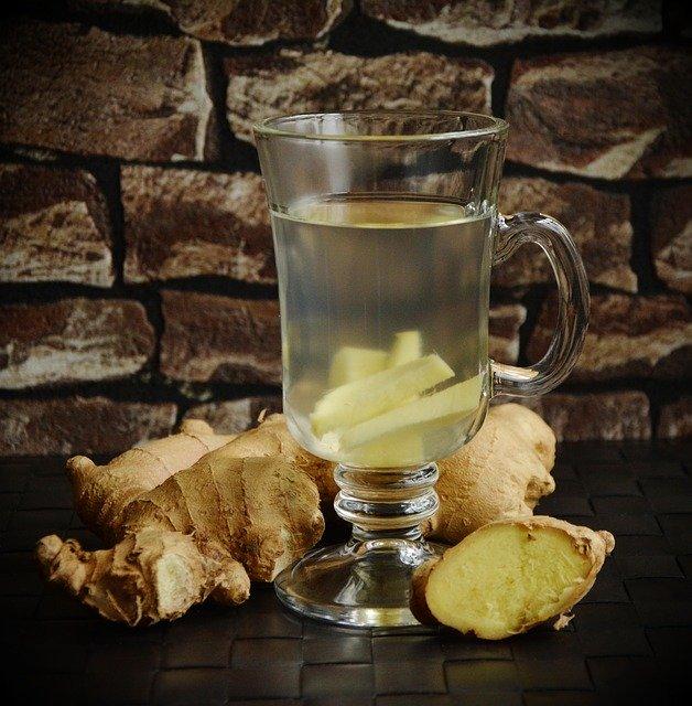 Recette de thé à la racine de gingembre