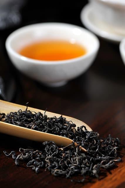 thé noir contre le cancer