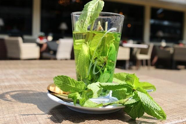 thé détox pour perdre de poids