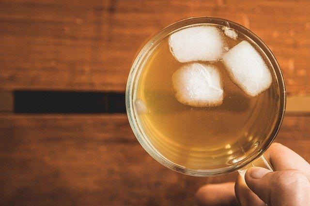 thé glacé recette