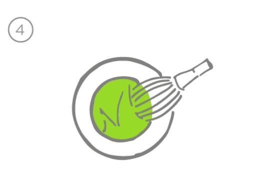 Comment préparer du thé matcha (méthode facile)