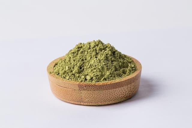 histoire de thé vert matcha