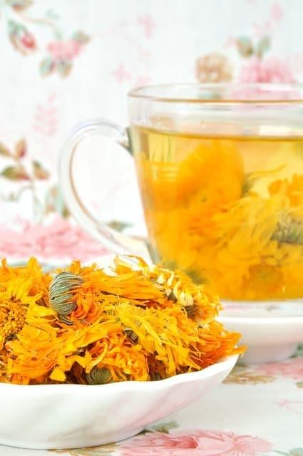 effets indésirables de thé détox