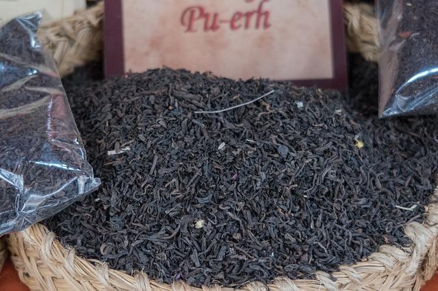 recette de thé à base de thé pu erh