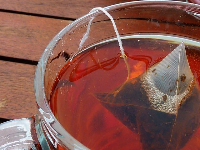 thé en vrac ou thé en sachet