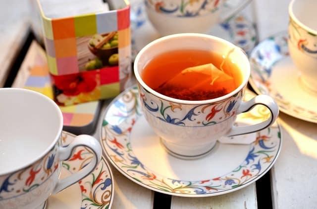bienfaits de thé pu-erh