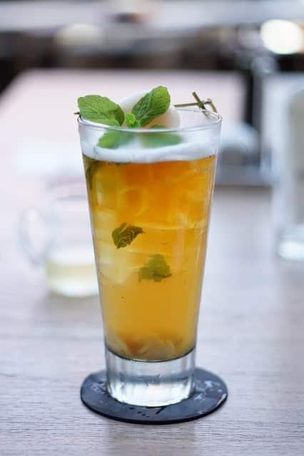 avantages de thé au gingembre