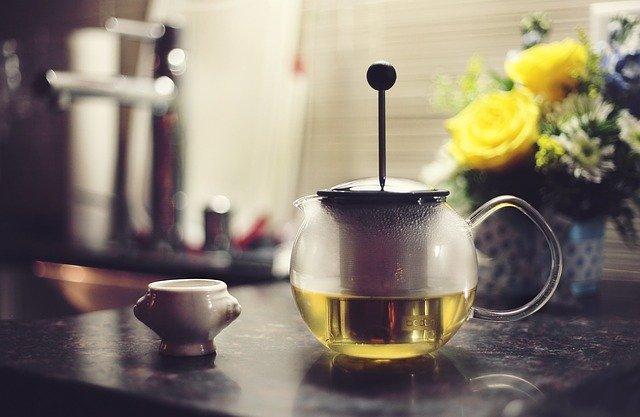 saveur de thé vert