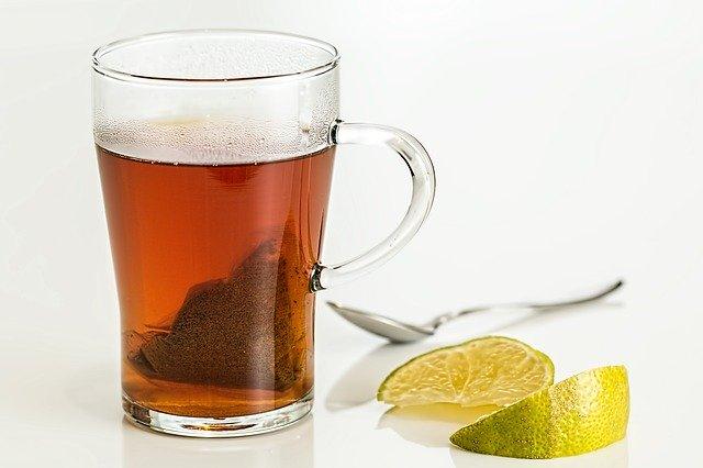 préparation de thé
