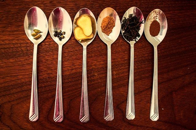 mélange de thé noir