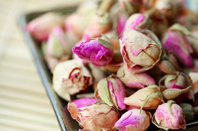 Thé à la rose : bénéfices et inconvénients (et comment le préparer)