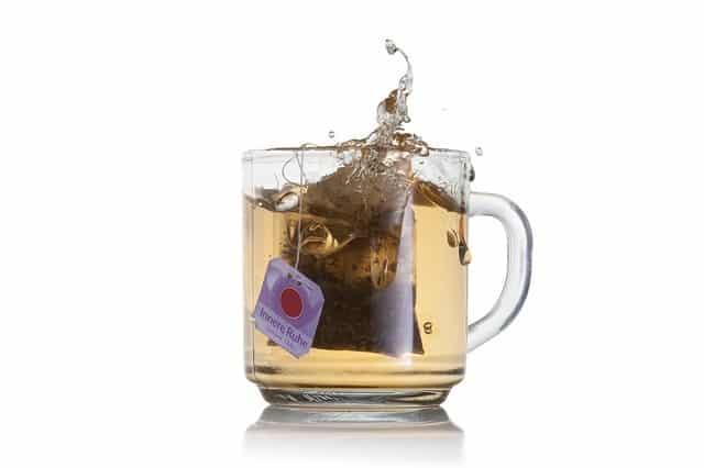 méthode pour préparer le thé vert