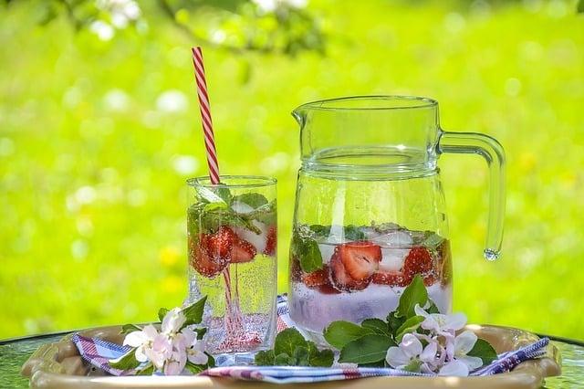 préparer un thé glacé