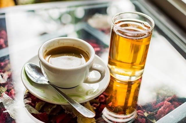 différents types de thé blanc