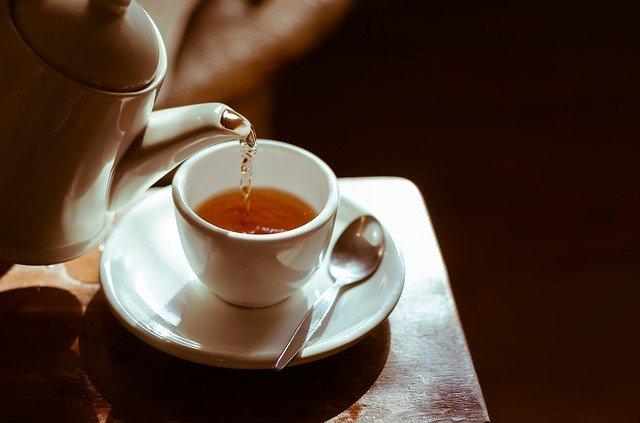 quantité de caféine dans le thé
