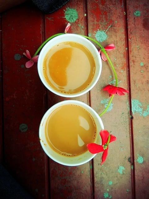 caféine dans le thé chai