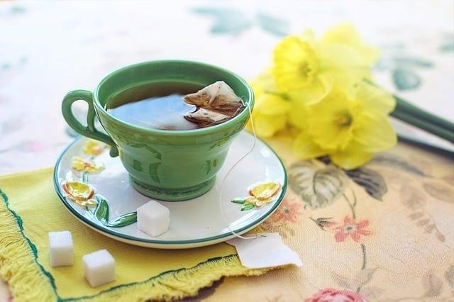 taux de caféine dans un thé décaféiné