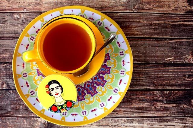 différent type de thé