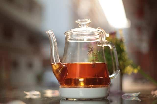 variétés de thé