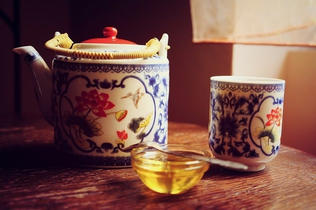 améliorer le goût de thé vert