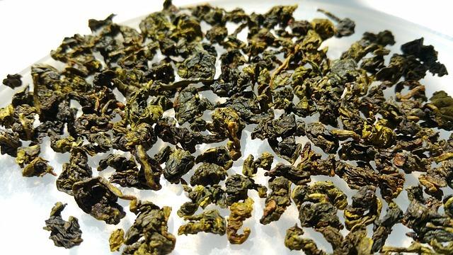 Le thé oolong ressemble à des dragons non?