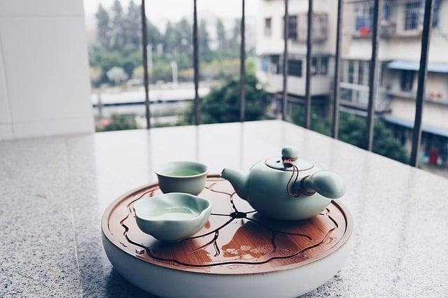 Préparer du thé