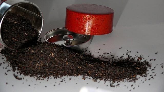 préparation de thé vert sans amertume