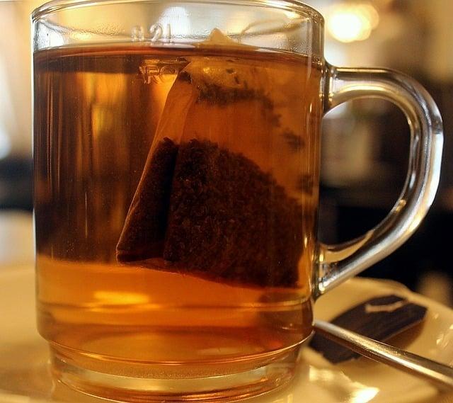 différents types de thé noir