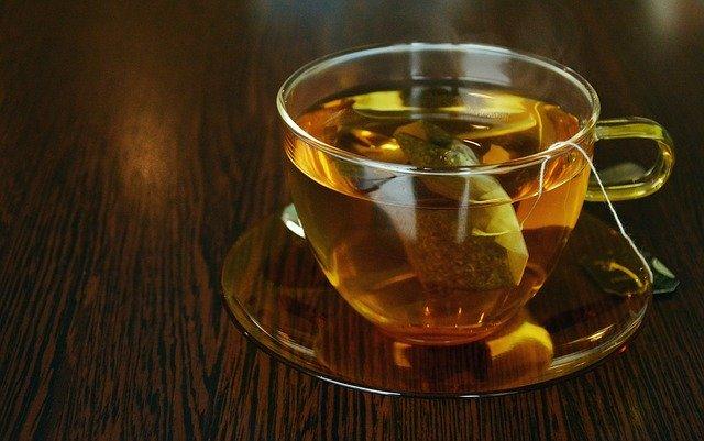 thé toxique