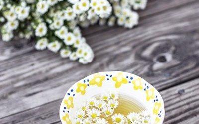 Les bénéfices de boire du thé vert à la camomille (unique)