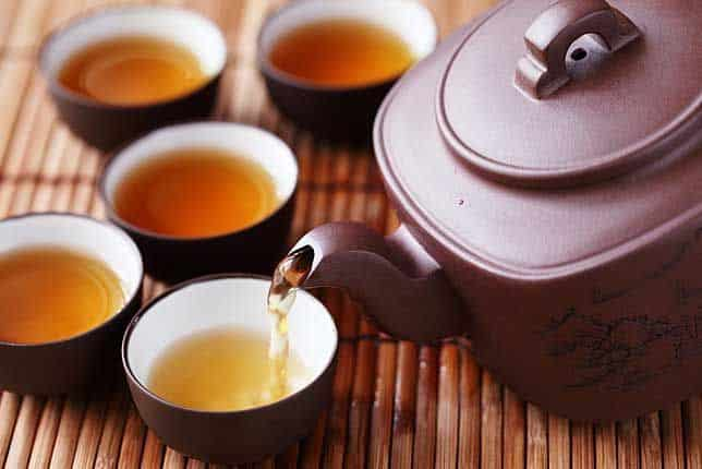 Comment déguster le thé ?(comme le vin)