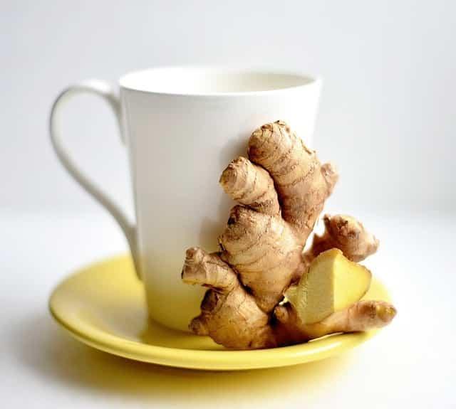Thé préparé avec du lait en poudre