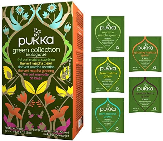 Le marque Pukka Herbes