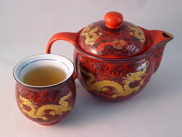 Histoire du thé dans la Chine moderne
