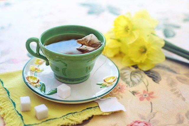 Consommation du thé