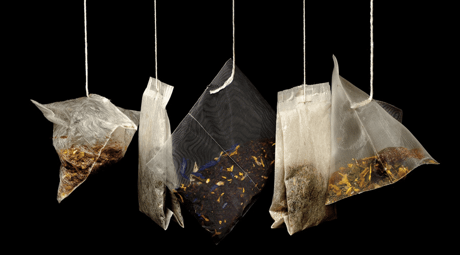 Microplastiques : Ces sachets de thé qui rejetent des millions de particules