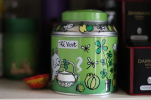Thé vert ou thé noir