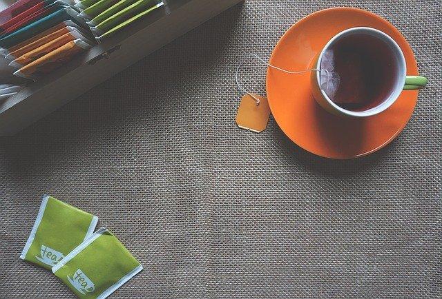 Thé vert Konacha : vertus d'un thé de poussières